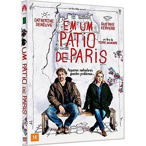 DVD - Em um Pátio de Paris