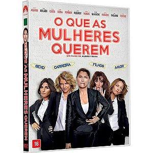 DVD O Que as Mulheres  Querem - Audrey Dana
