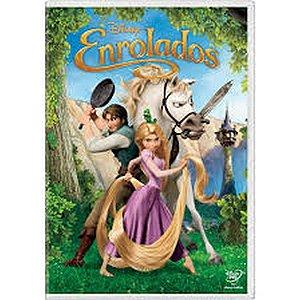 DVD - ENROLADOS