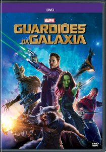 DVD - GUARDIÕES DA GALÁXIA