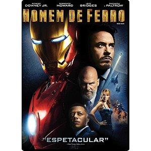 DVD HOMEM DE FERRO