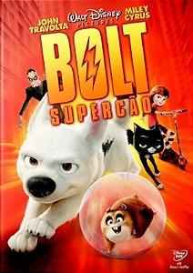 DVD Bolt - O Supercão