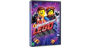 Dvd Uma Aventura Lego 2