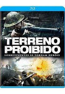 Blu Ray Terreno Proibido - Sobreviventes se Tornam Heróis