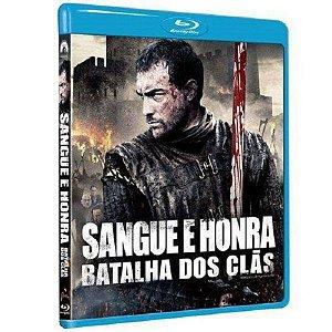 Blu Ray Sangue E Honra Batalha Dos Clãs