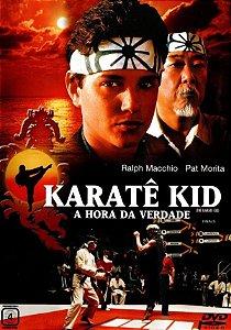Dvd - Karatê Kid - A Hora Da Verdade