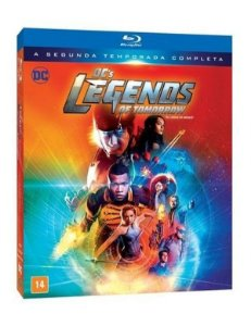 Box Blu Ray Dc'S Legends of Tomorrow - 2ª Temporada Completa