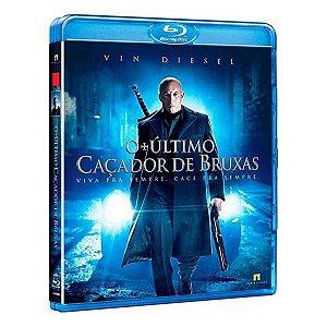 Blu Ray O ÚLTIMO CAÇADOR DE BRUXAS