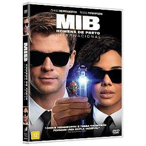 DVD MIB HOMENS DE PRETO - INTERNACIONAL