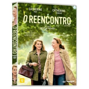 DVD - O Reencontro - CATHERINE FROT