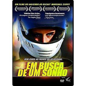 DVD Em Busca de um Sonho