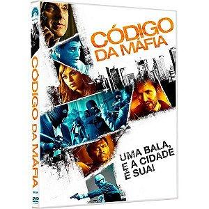 DVD CÓDIGO DA MÁFIA