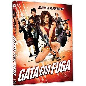 DVD GATA EM  FUGA