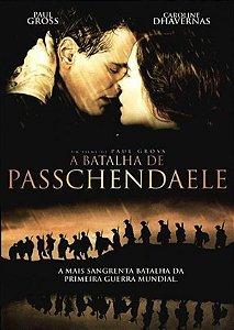 DVD  A BATALHA DE PASSCHENDAELE - PAUL  GROSS