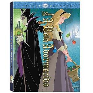 Blu-Ray - A Bela Adormecida - Sleeping Beauty Ed Diamante