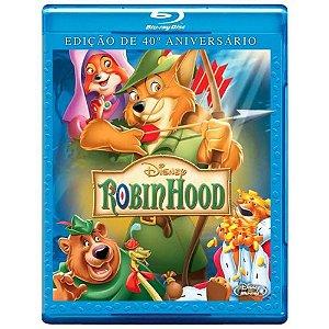 Blu-Ray - Robin Hood - Edição de 40º Aniversário