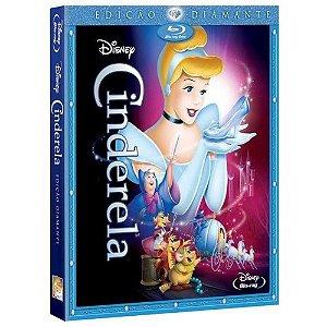 Blu-Ray - Cinderela - Edição Diamante