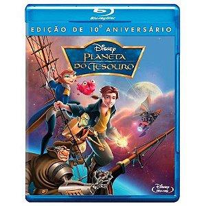 Blu-Ray - O Planeta do Tesouro - Ed 10º Aniversário