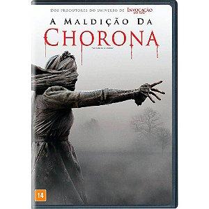 A Maldição da Chorona - DVD