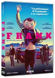 DVD FRANK - LENNY ABRAHAMSON
