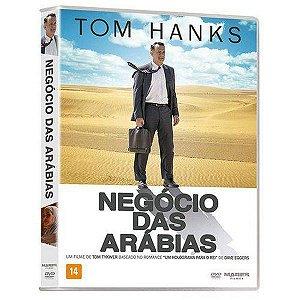 DVD Negócio das Arábias - Tom Hanks