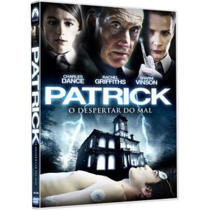 DVD - Patrick - O Despertar Do Mal