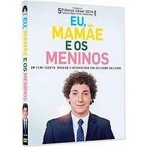 DVD - Eu, Mamãe e os Meninos - Les Garçons et Guillaume, à Table!
