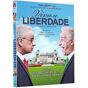 DVD - Viva a Liberdade - Viva La Libertá