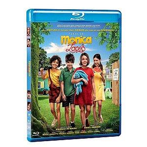 Blu-Ray - Turma da Mônica - Laços