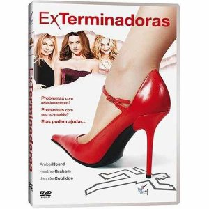 Dvd  Exterminadoras  Heather Graham