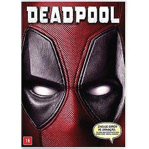 DVD - DEADPOOL