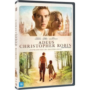DVD Adeus Christopher Robin