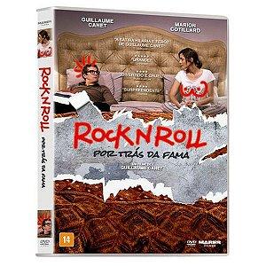 DVD - ROCK N' ROLL - POR TRÁS DA FAMA