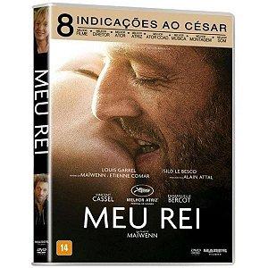 DVD - MEU REI - VINCENT CASSEL