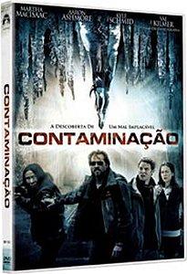 DVD CONTAMINAÇAO - VAL KILMER