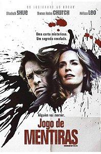 DVD JOGO DE MENTIRAS