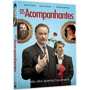 DVD OS ACOMPANHANTES - KATIE HOLMES
