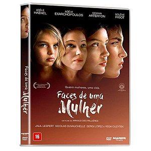 DVD - FACES DE UMA MULHER