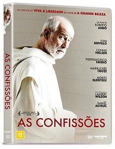 DVD AS CONFISSÕES