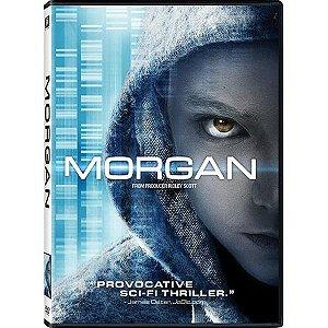 DVD - Morgan - A Evolução