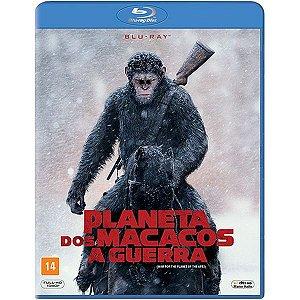 Blu-Ray Planeta Dos Macacos - A Guerra