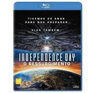 Blu-ray - Independence Day - O Ressurgimento