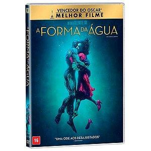 DVD - A FORMA DA AGUA