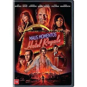 DVD - MAUS MOMENTOS NO HOTEL ROYALE