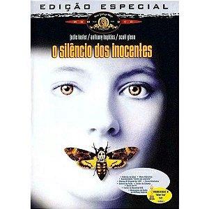 DVD - O SILENCIO DOS INOCENTES