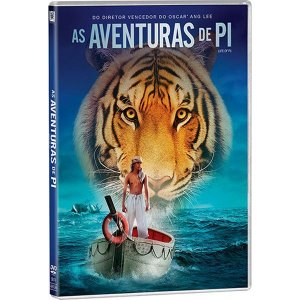 DVD  - AS AVENTURAS DE PI