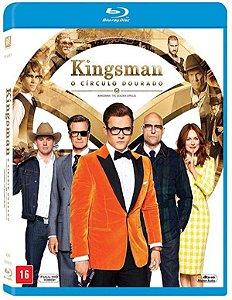 Blu-Ray - KINGSMAN - O CIRCULO DOURADO