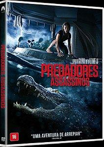 DVD - Predadores Assassinos