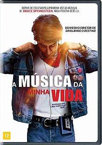 DVD - A MÚSICA DA MINHA VIDA