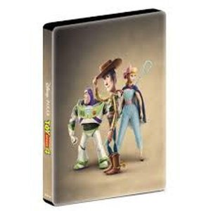 Steelbook Blu-Ray Toy Story 4 - (2 Bds)